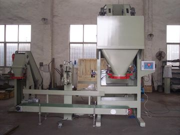 Cina High Speed ​​Briquette / Coal Bagging Machine Dengan Auto Belt Conveyor pabrik
