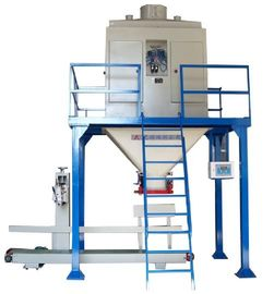 Cina Pupuk Granular Korosif Tinggi Bagging Machine Urea Packing Machine pabrik