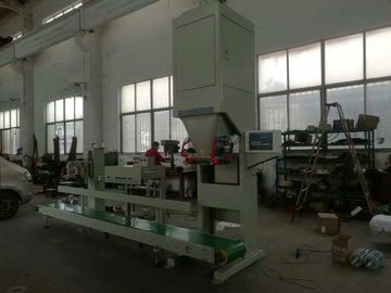 Pneumatic Plastik PVC Granular Packing Machine, PE Granular Bagging Machine